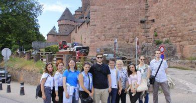 Ismét Strasbourgban jártunk