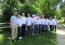 Elsőéves kollégisták az V. Vajdasági Pikniken
