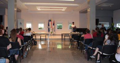 Szerb nyelvi felzárkóztató az Európa Kollégiumban
