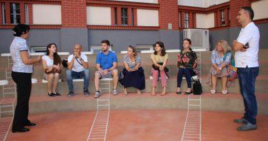 Magyarországi csoportok látogatták meg az Európa Kollégiumot