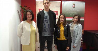 Könyvbemutatón vettünk részt Belgrádban a Collegium Hungaricumban
