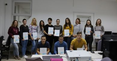 Az Európa Kollégium szakkollégistái Kutatásmódszertan és SPSS alapok képzésen vettek részt
